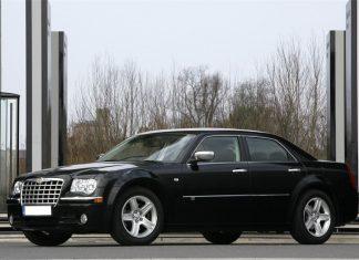 Chrysler 300C apžvalga
