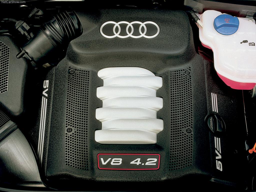 Audi S6 C5 4.2 V8