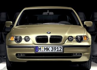 BMW E46 Compact prefacelift