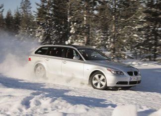 BMW E61 universalas