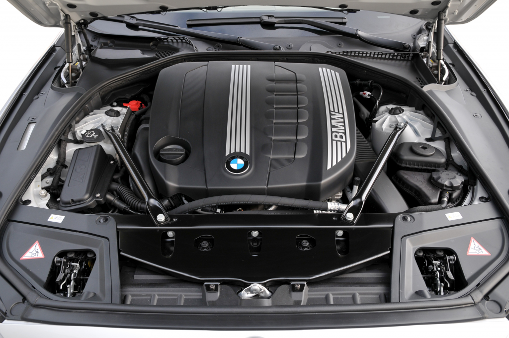 BMW F10 530 d variklis