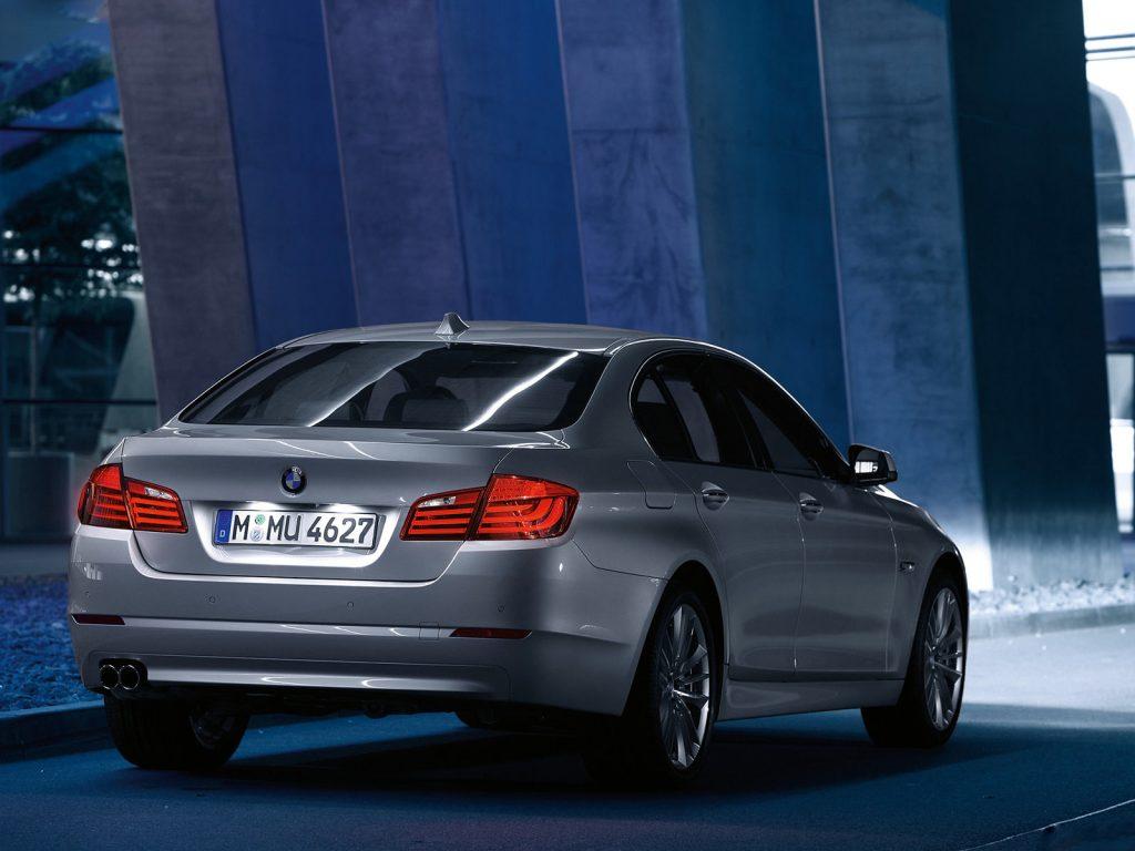 BMW F10 galas