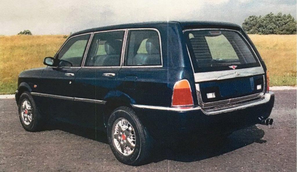 Bentley Dominator galas
