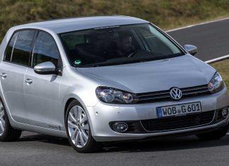 Pilkas Volkswagen Golf 6