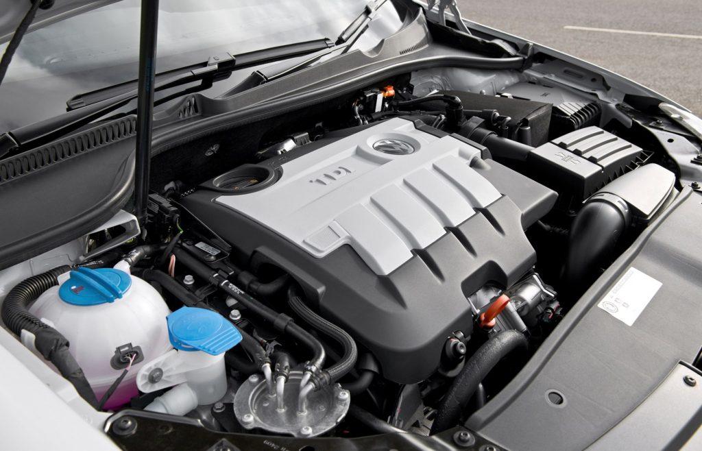 VW Golf 6 2.0 TDI variklis dyzelis