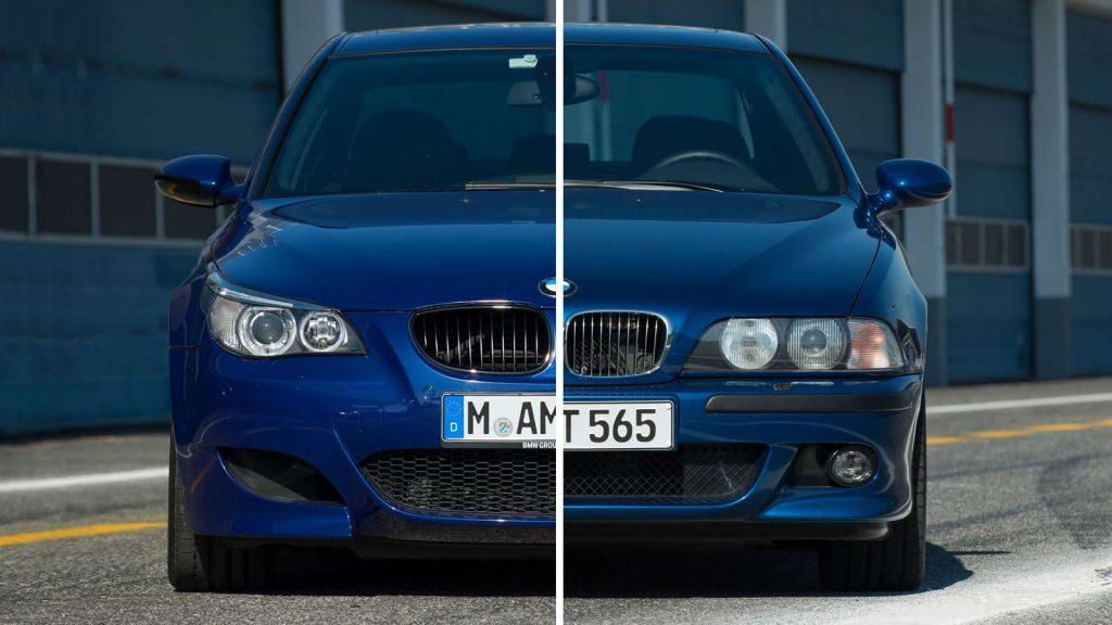E60 vs E39